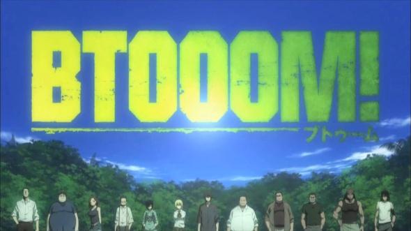 BTOOOM! Title
