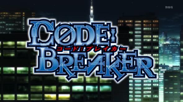 Code Breaker Title