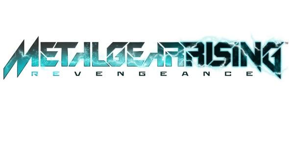 Metal Gear Rising Revengence logo