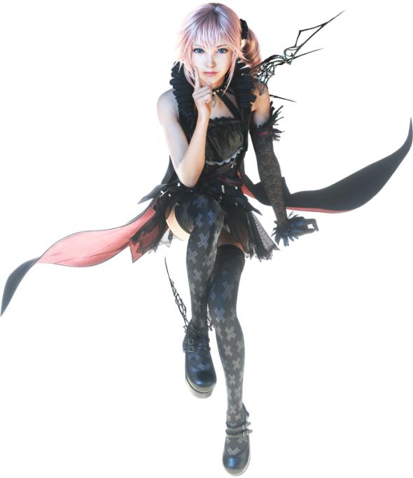 Final Fantasy XIII Lightning Returns - Lumina