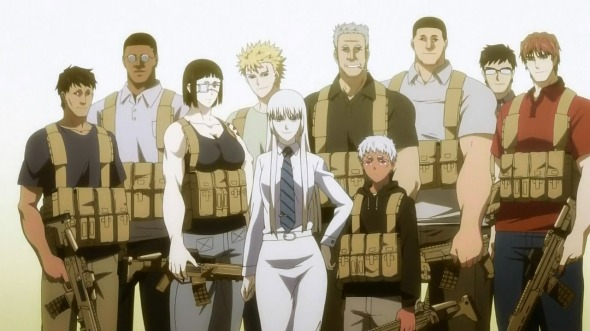 Jormungand Perfect Order - OP - Large 02
