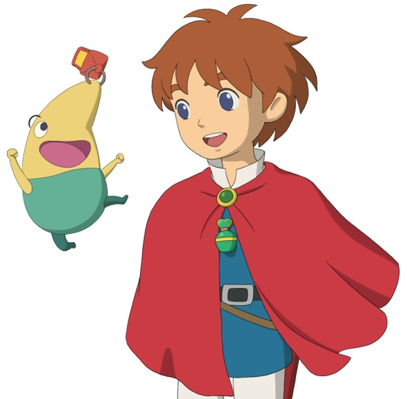 Ni no Kuni drippy-and-oliver