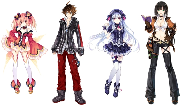 fairy-fencer-f characters