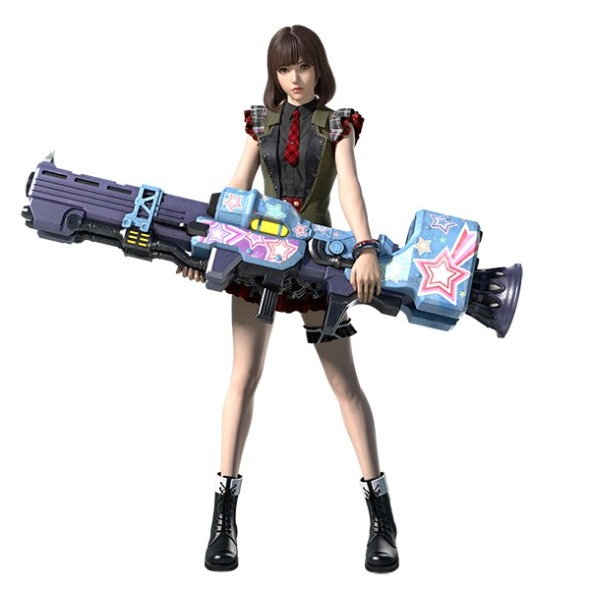 Gunslinger Stratos 2 - Sakura Ayanokoji