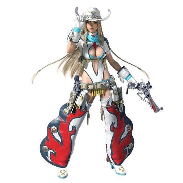 Gunslinger Stratos 2 - Sarah Tendoji