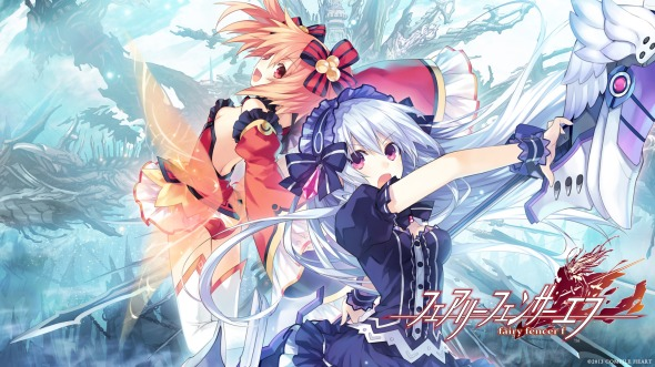 Fairy Fencer F Wallpaper