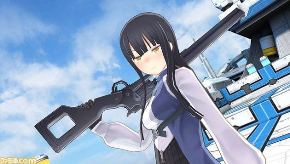 Summon Night 6 Female Protag