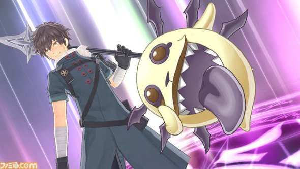Summon Night 6 Male Protag