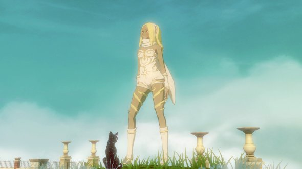 Gravity Rush Kat White Outfit 28044872340_05baf55bf7_o