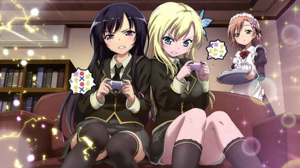 sena_kashiwazaki_playing_video_games