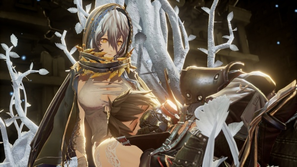 Code Vein early-stage-1